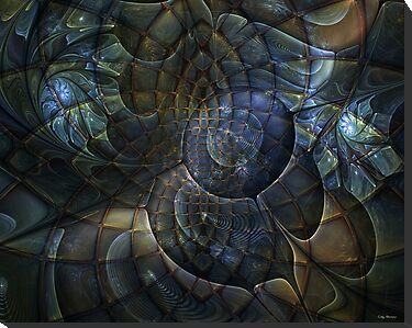 Chaos A.D by Craig Hitchens - Spiritual Digital Art
