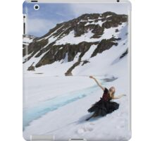 Xana del lago iPad Case/Skin