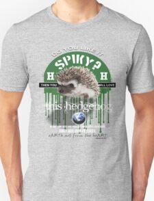 hedgehog spiky T-Shirt