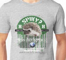 hedgehog spiky Unisex T-Shirt