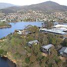 MONA, Berriedale, Tasmania by Helen Greenwood