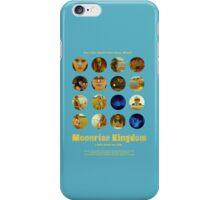 Moonrise Kingdom featuring Suzy Bishop & Sam Shakusky iPhone Case/Skin