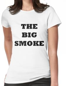 THE BIG SMOKE BELFAST Womens Fitted T-Shirt