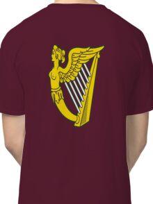 IRISH HARP IRELAND GREEN GOLD Classic T-Shirt