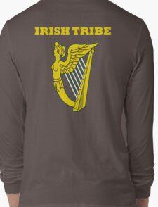 IRISH TRIBE IRELAND HARP Long Sleeve T-Shirt