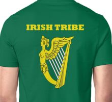 IRISH TRIBE IRELAND HARP Unisex T-Shirt
