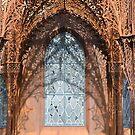 The Chapel, MONA, Hobart, Tasmania by Helen Greenwood