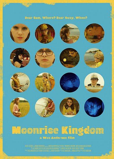 Moonrise Kingdom featuring Suzy Bishop & Sam Shakusky by isabelgomez