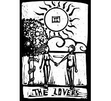 The Lovers - Tarot Cards - Major Arcana Photographic Print