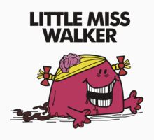 Little Miss Walker by innercoma