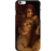 Snake Woman iPhone Case/Skin