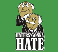 Haters Gonna Hate by innercoma