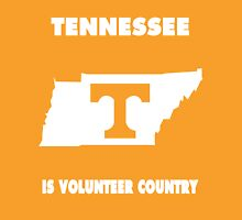 NCAA Tennessee Country Shirt Unisex T-Shirt