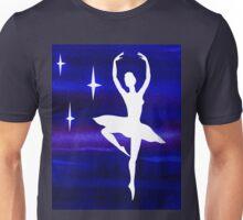 Dancing With The Stars Ballerina Unisex T-Shirt