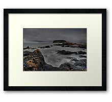 Beautiful Stanley. Framed Print