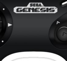 SEGA Genesis Controller Sticker
