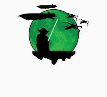 Yoda Moonglow Men's Baseball ¾ T-Shirt