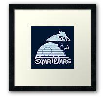 Family friendly Star Wars Empire! Framed Print