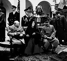 History Rewritten... The Star Wars Empire Forever! by KAMonkey