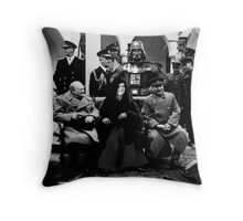 History Rewritten... The Star Wars Empire Forever! Throw Pillow
