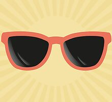 Retro sunglasses by Frikota