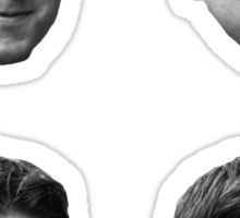 4 Kappas Sticker
