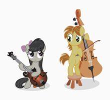 Octavia and Mandopony by marcof1