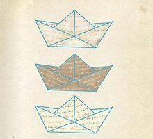Ships. Beatles lyrics by Wendy Senssen