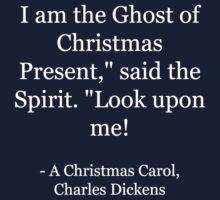 A Christmas Carol One Piece - Short Sleeve