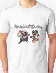 Zombie Mario T-Shirts & Hoodies T-Shirt