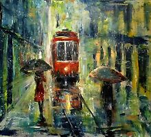 Rain by Natalja Picugina