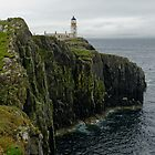 Neist Point Lighthouse by Matthew Walters