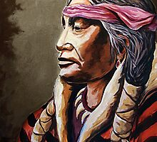 """Native Nobility"" by Susan Bergstrom"