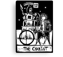 The Chariot - Tarot Cards - Major Arcana Canvas Print