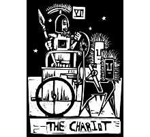 The Chariot - Tarot Cards - Major Arcana Photographic Print