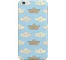 Blue sea iPhone Case/Skin