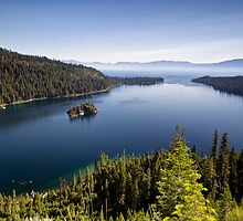 Emerald Bay Lake Tahoe by Chris Frost Photography