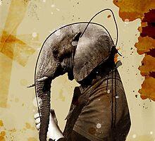 Elephant by anouviss