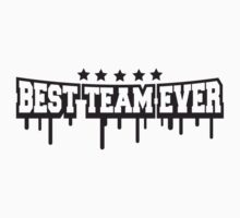 Best Team Ever Stamp by Style-O-Mat