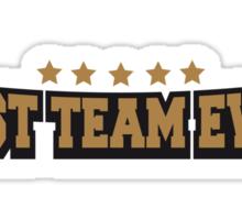 Best Team Ever Sticker