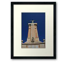 El Toro, Menorca Framed Print