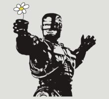 "Robocop ""likes flowers"" by eZonkey"