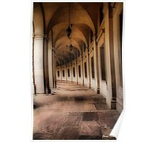 Corridor - Corredor Poster