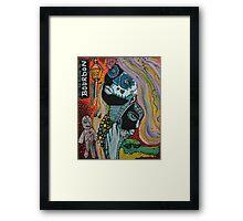 Dreaming of Mardi Gras Framed Print