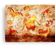 Le Carnaval Des Animaux Canvas Print