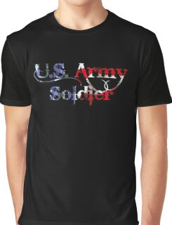 U.S. Army Soldier Graphic T-Shirt