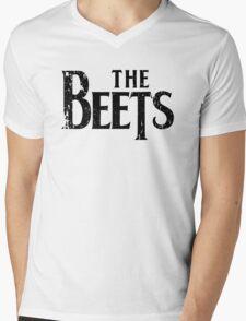The Beets Mens V-Neck T-Shirt
