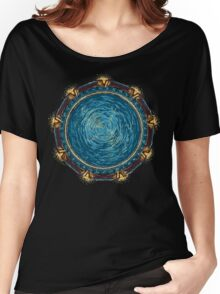 Starry Gate Women's Relaxed Fit T-Shirt