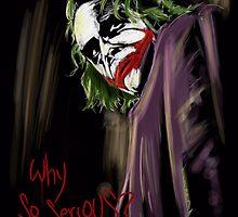 The Joker by Pablo Díaz