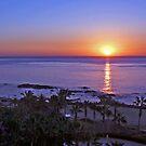 Casa Dorado Sunset by phil decocco